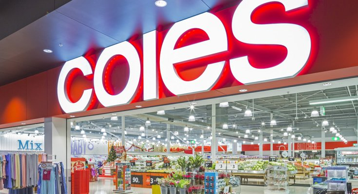 Who owns Coles