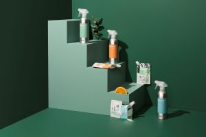 COVE resize 9 Cove inspires sustainable cleaning through good design