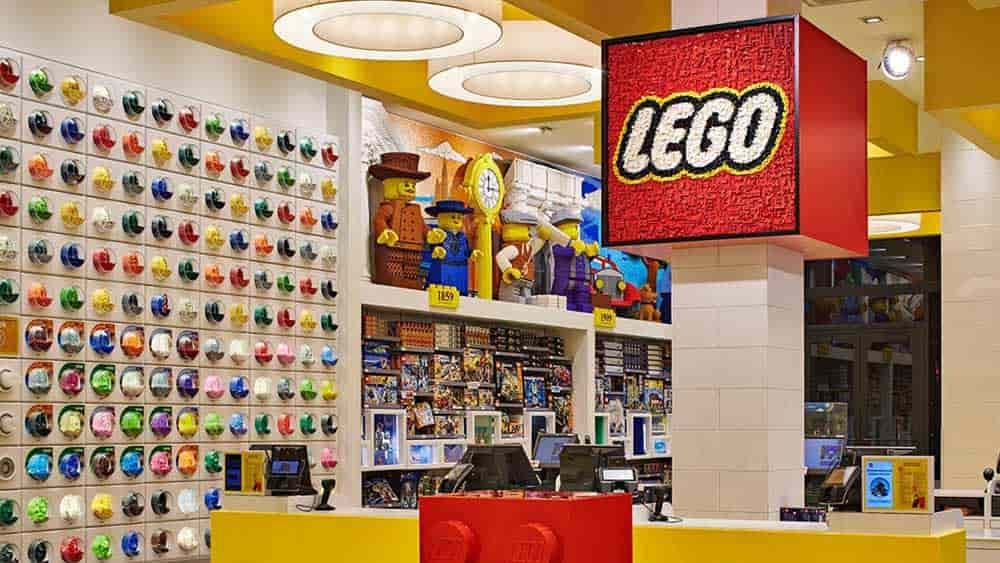 Canberra Central's LEGO Store Launching